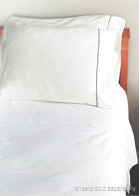 Sleep-On Silk Pillow Case