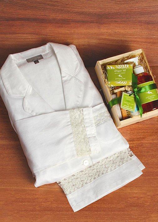 Gardeners' Reward PJ Spa Kit - Cotton PJ Gift Set
