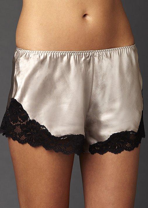 Sweet Indulgence Silk Tap Pant - Women's Silk Tap Pant, Luxury Tap Pant