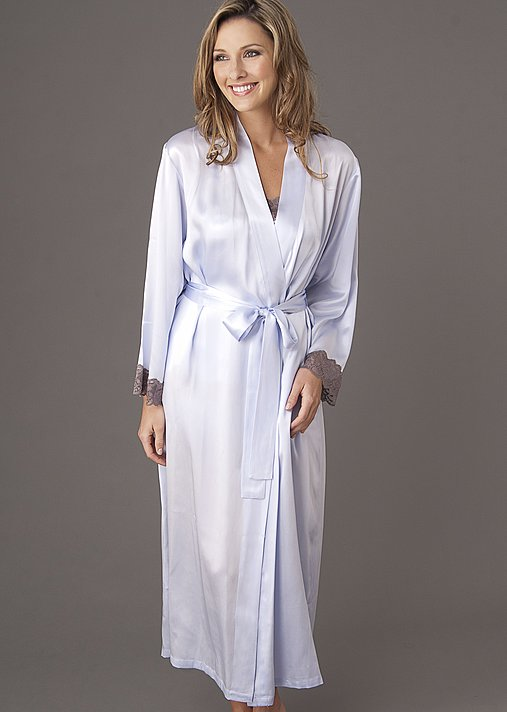 Le Tresor Silk Robe - Luxury Silk Robe