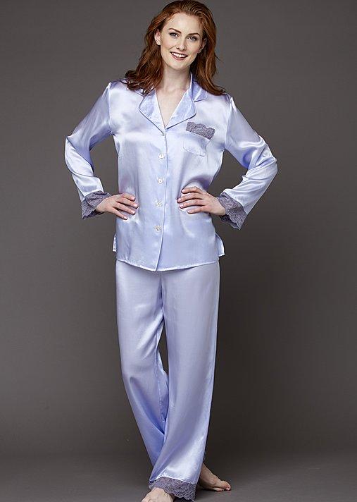 Serendipity Silk Pajama-Petite