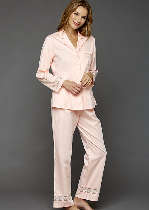 My New Favorite Cotton Pajama - Women's Cotton PJs, 100 pct Cotton Pajamas