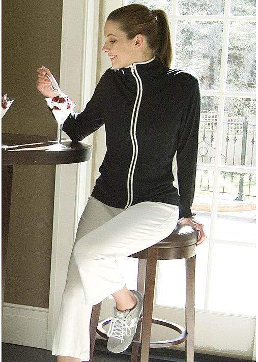 Modal Jacket - Satori Zip Up