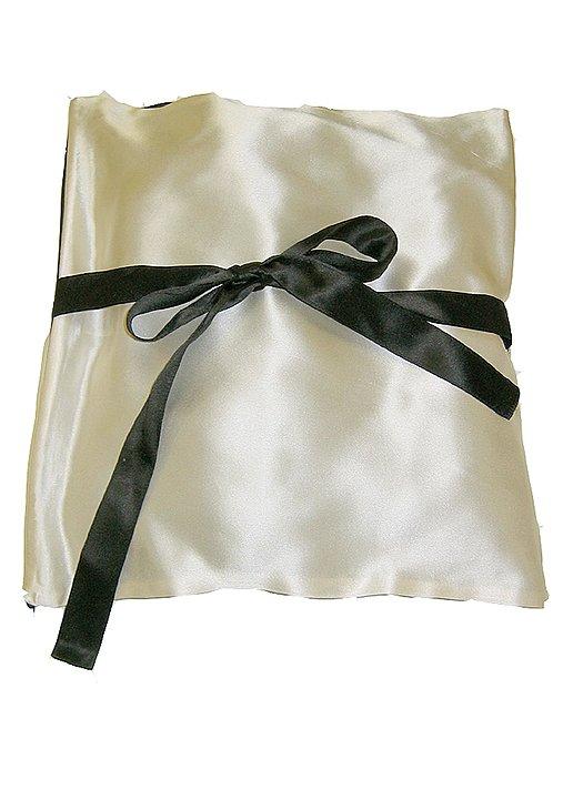 Silk lingerie travel bag - Flights of Fancy