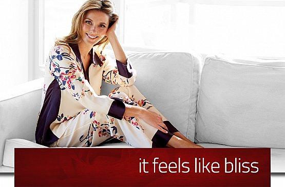 it feels like bliss pajamas