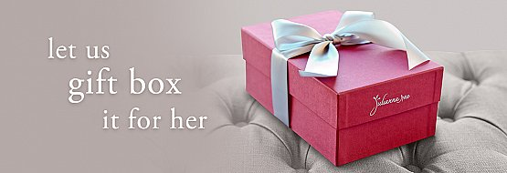 let us gift box it for her