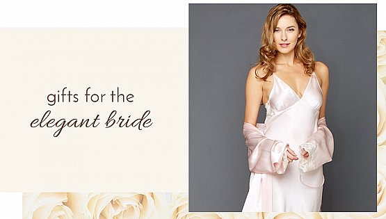 Gifts for the Elegant Bride
