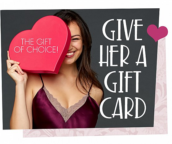 let your valentine's choose!
