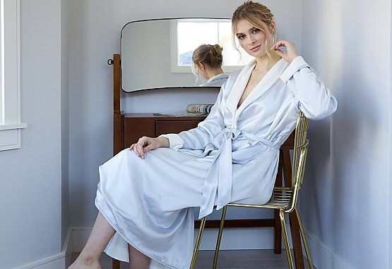 luxury robes - the perfect outfit - anytime!