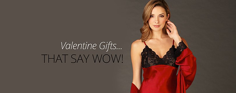 Valentines gifts to Wow Her