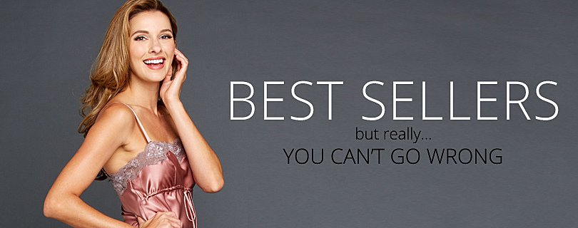 Luxury silk sleepwear | Best Sellers