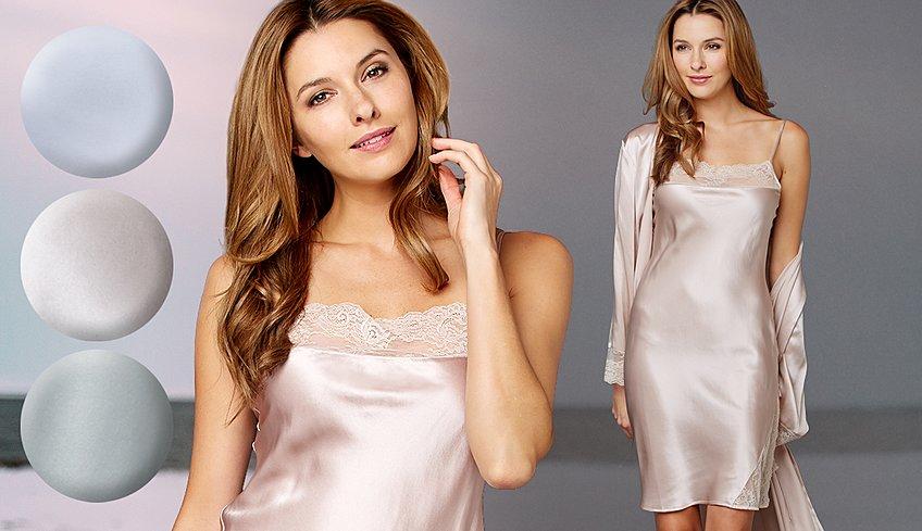 must have silk sleepwear & lingerie o sale