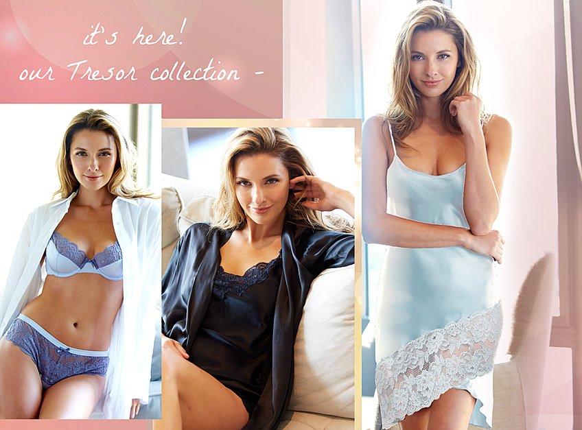 luxury silk sleepwear and lingerie