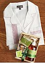 """The Flowers Can Wait"" Sleepshirt Spa Kit"