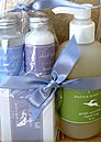 Heavenly Spa Robe Gift Set