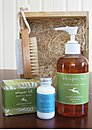 Gardeners' Favorite PJ Spa Gift Set