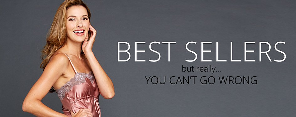 Luxury silk sleepwear | Best Sellers