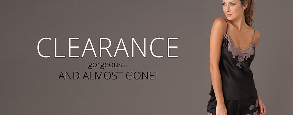 Clearance! Sale Items