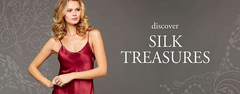 silk treasures