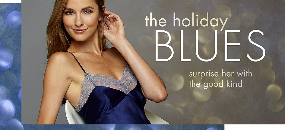 Holiday Blues Gift Guide