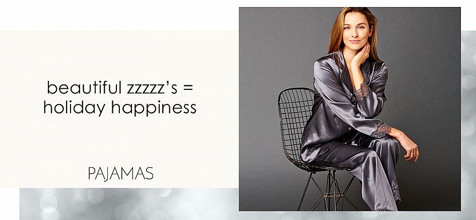Women's Silk Pajamas: Sexy PJs in Silk and Cotton