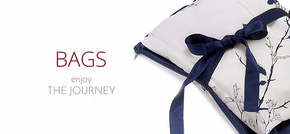 Luxury Travel Lingerie & Laundry Bags