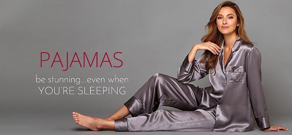 Cotton and Silk Pajamas for Women