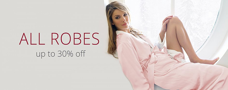 Luxury Silk Robes – Spa Robes for Women