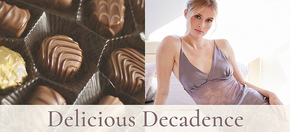 Valentines Decadent Gifts