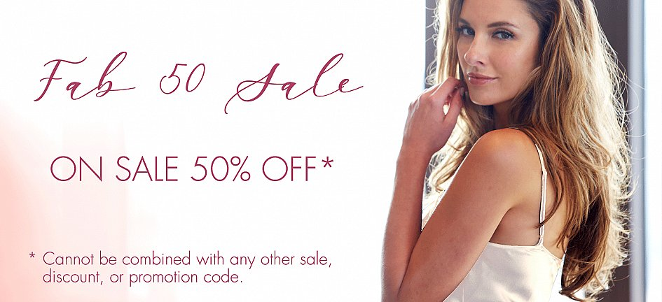 Fab 50 Sale