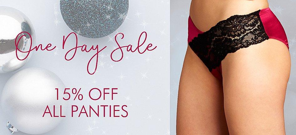 Silk Panties, Lace Panties, Thongs