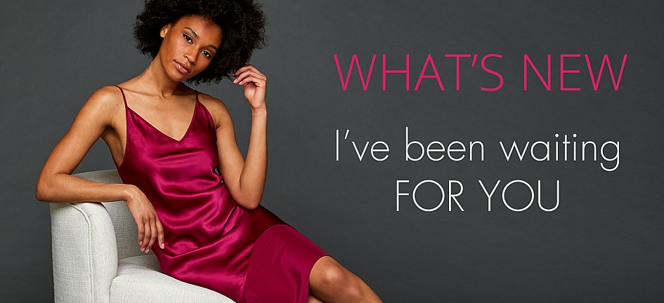 See What's New in Fine Sleepwear Styles
