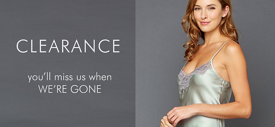 Clearance! Sale Items
