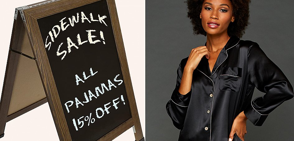 Cotton and Silk Pajamas for Women